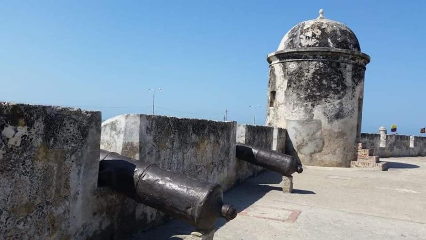 Muralhas de Cartagena - Colômbia