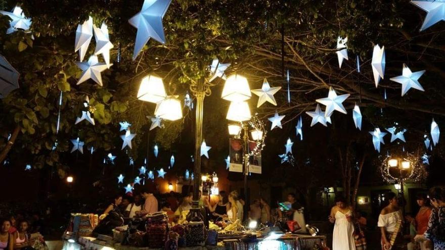 Plaza San Diego - Cartagena