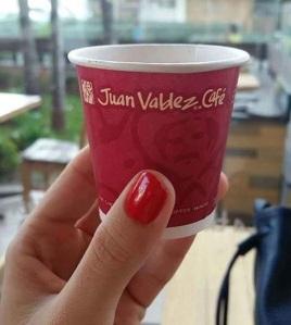 Cafe Juan Valdez - Cartagena