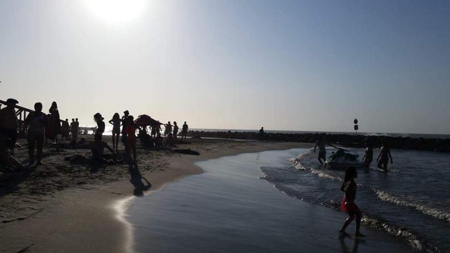 Praia de Bocagrande - Cartagena