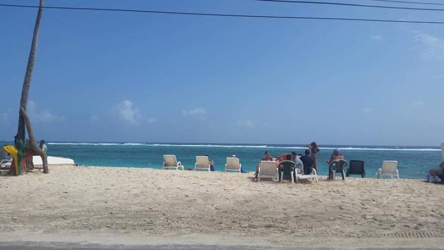 Playa de San Luis - San Andres