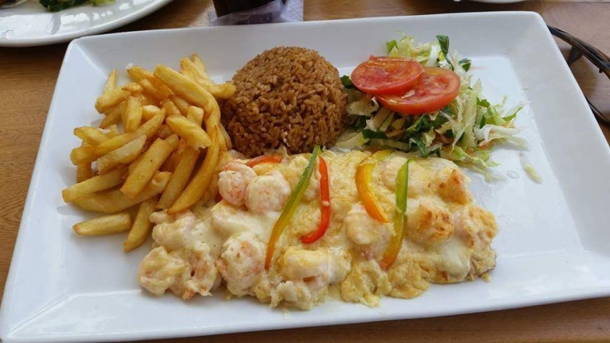 Restaurante Aquarius - San Andres