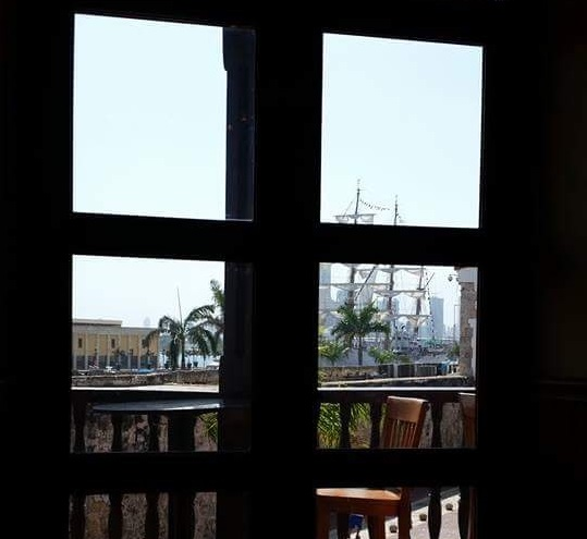 Vista Hard Rock Cafe - Cartagena
