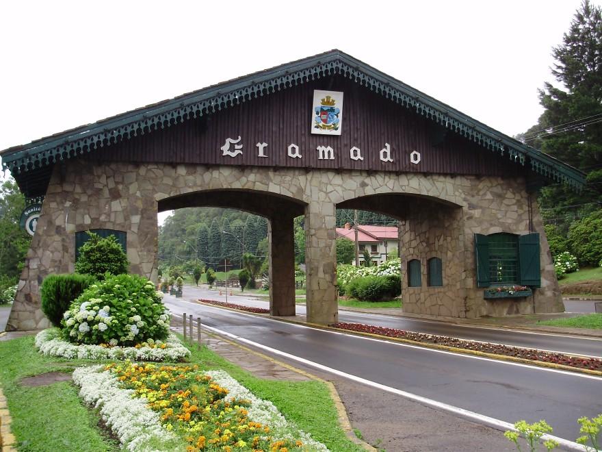 Pórtico Gramado - Rio Grande do Sul