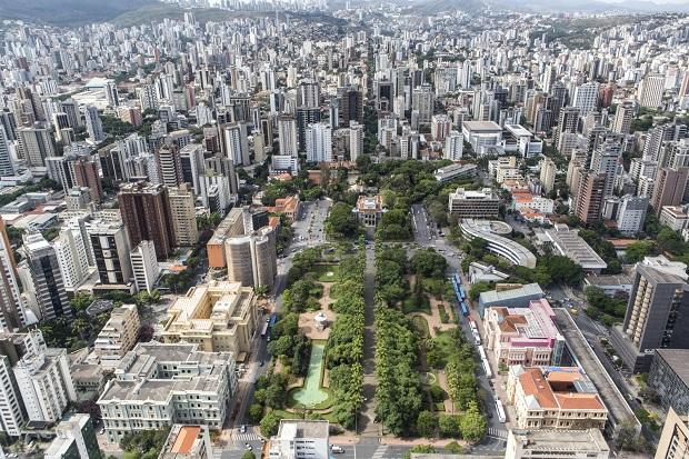 Belo Horizonte - Praça Liberdade