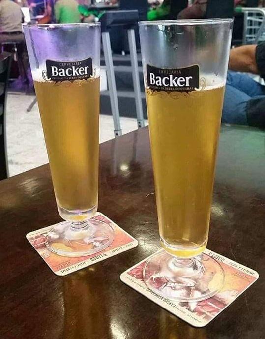Cervejaria Backer em Confins