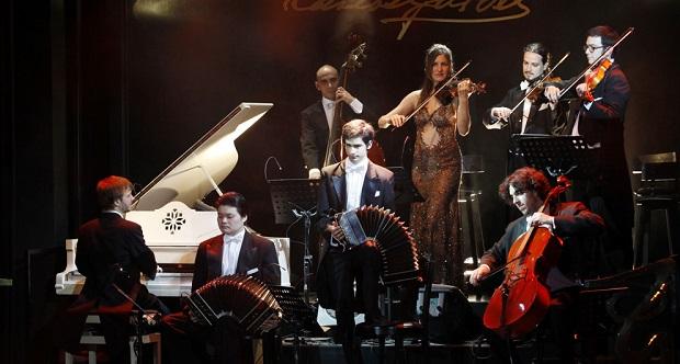 Banda - Esquina Carlos Gardel (Buenos Aires)