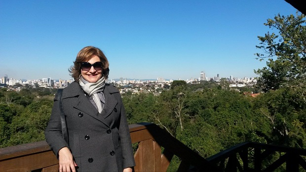 Vista da Torre dos Filósofos